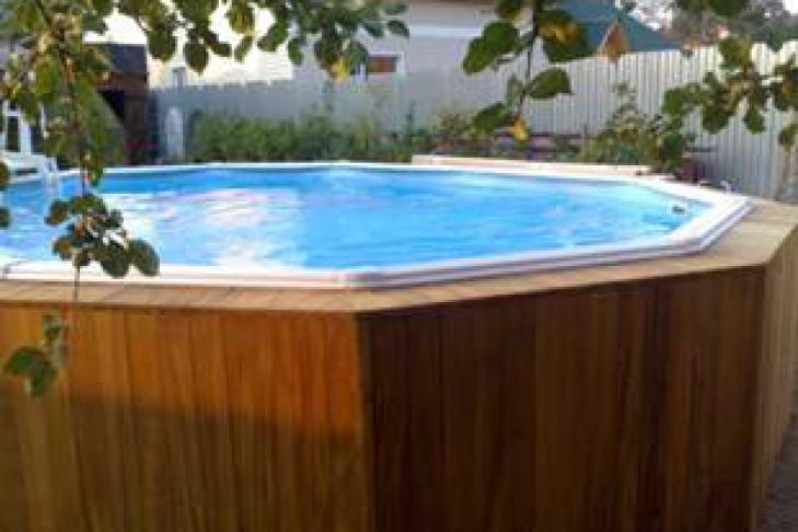 Как сделать пену для бассейна