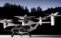 Летающий электромобиль будущего впечатлил бесшумным полетом