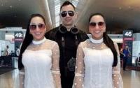 Сестры-близнецы вышли замуж за одного и того же мужчину