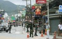 При взрыве самодельной бомбы в Таиланде погибли четверо военнослужащих