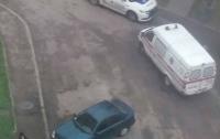 Жительница Львова, страдающая психическими расстройствами, выбросилась из окна