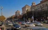 В центре Киева до конца июля ограничат движение транспорта