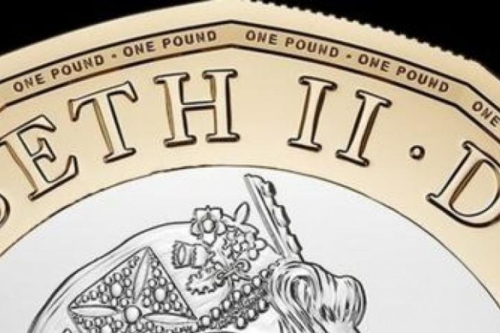 Организациям Великобритании необходимо приспособить оборудование под новейшую монету в1 фунт