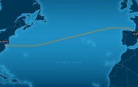 Facebook и Microsoft проложили интернет-кабель по дну Атлантического океана