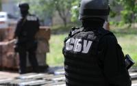 СБУ: в Украину ввозили оружие из Европы