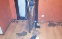 В многоквартирном доме случился взрыв