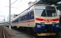 Поезд в Болгарию: