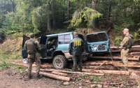Пограничники на Буковине могли не вернуться со смены из-за контрабандистов