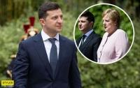 Зеленский поговорил с Меркель