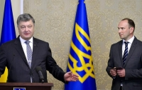 Порошенко назначил главу Внешней разведки Украины