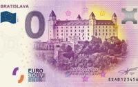 Банк Словакии выпустил сувенирную банкноту с орфографической ошибкой