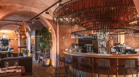 Ресторан IL RICCIO — итальянские деликатесы и классика семейных традиций Италии на Подоле