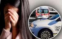 На Закарпатье полицейская избила девушку-сироту (видео)
