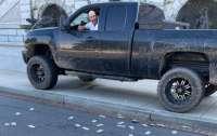 Эвакуация в Вашингтоне: мужчина угрожал взорвать грузовик у библиотеки Конгресса
