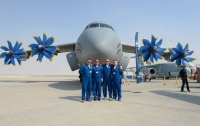 Dubai Air Show: На авиасалоне показали два украинских самолета