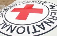 Красный Крест отправил на Донбасс более 2 тонн лекарственных препаратов и медоборудования