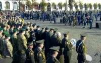 В Харькове попрощались с погибшими в авиакатастрофе АН-26