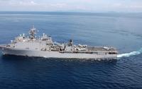 Корабль ВМС США оснастят первым боевым лазером
