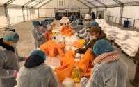 В Умани во время эпидемии коронавируса пожилых людей обеспечат продуктами питания