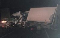 Ужасное ДТП на трассе Киев-Харьков: водители погибли