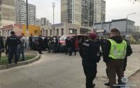 В Святошинском районе Киева произошла стрельба
