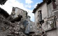 В Индонезии произошло мощное землетрясение