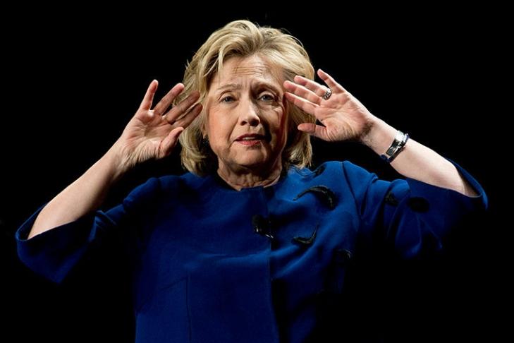 Клинтон обвинила Обаму всвоем проигрыше напрезидентских выборах