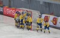Сборная Украины по хоккею с мячом выиграла третий и четвертый матч ЧМ