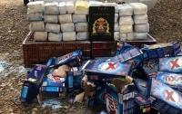 Супермаркет торговал кокаином в упаковках из-под стирального порошка