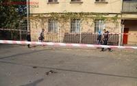 В результате стрельбы в Одессе пострадала иностранка