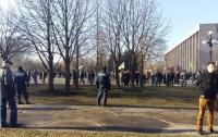 Самопомощь опять свозит людей из других городов для акции в Кривом Роге