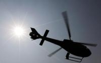 Бельгийский пилот выпал из вертолета во время авиашоу