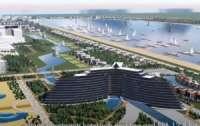 На Херсонщине планируют построить курортный город (видео)