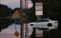 Число жертв масштабного урагана