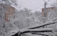 В Украине без света остались более 550 населенных пунктах