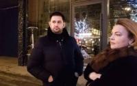 Чиновница из Одесского медуниверситета Владлена Дубинина поужинала в элитном киевском ресторане на 3 минимальные зарплаты