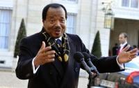 В Камеруне 85-летний президент переизбран на седьмой срок
