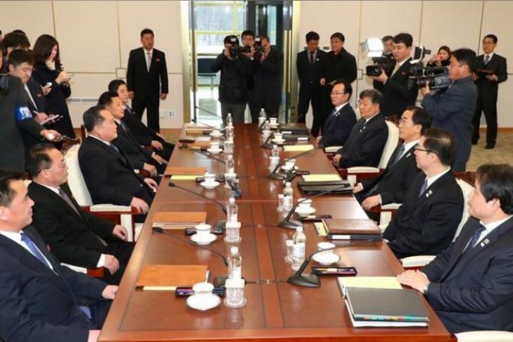 Сеул иПхеньян договорились о восстановлении переговоров повоенным задачам