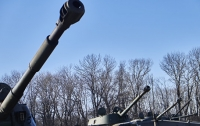 Боевики на Донбассе применили запрещенную артиллерию, у ВСУ потери