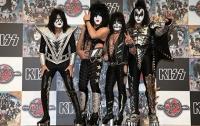 Группа KISS анонсировала выступление в Киеве
