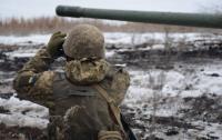Режим тишины боевики на Донбассе продолжают активно нарушать