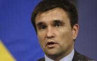 Климкин объяснил задержку в переговорах о Донбассе