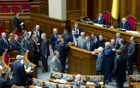 Оппозиция уверена, что парламент ничего не потеряет от блокады
