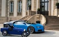Bugatti выпустил детскую версию легендарного гоночного автомобиля Bugatti Type 35 за 30 тыс. евро