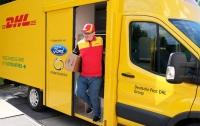 Deutsche Post DHL Group і компанія Ford презентували світу прототип електричного кур'єрського фургона StreetScooter WORK XL