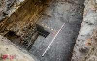 Археологи нашли в центре Львова древнее подземелье