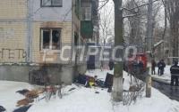 В Киеве пенсионер сгорел вместе с квартирой