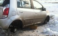 Милиция на Одесчине не справляется с мародерством на дорогах (ФОТО)