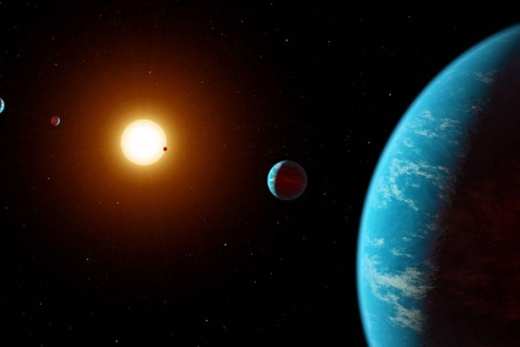 «Кеплер» отыскал сотню новых экзопланет после перезапуска