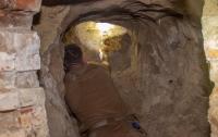 На Днепропетровщине нашли старинные подземные ходы